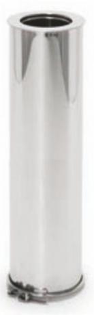 Tubo Inox duplo D200-250