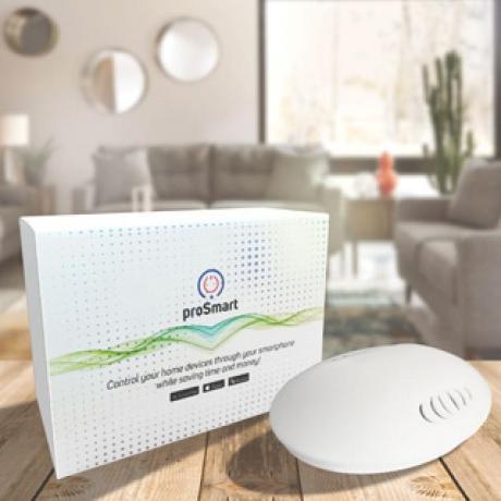 Cronotermostato  sem fios wifi para smarphone com RF