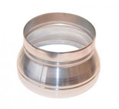 Redução alumínio 120-100
